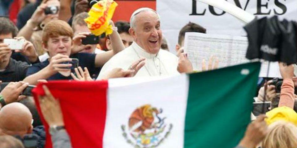 Buscan voluntarios para la visita del Papa Francisco - Papa francisco en méxico