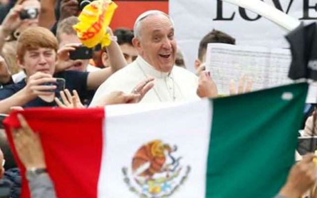El Papa visitará Michoacán en 2016 - Papa francisco en méxico
