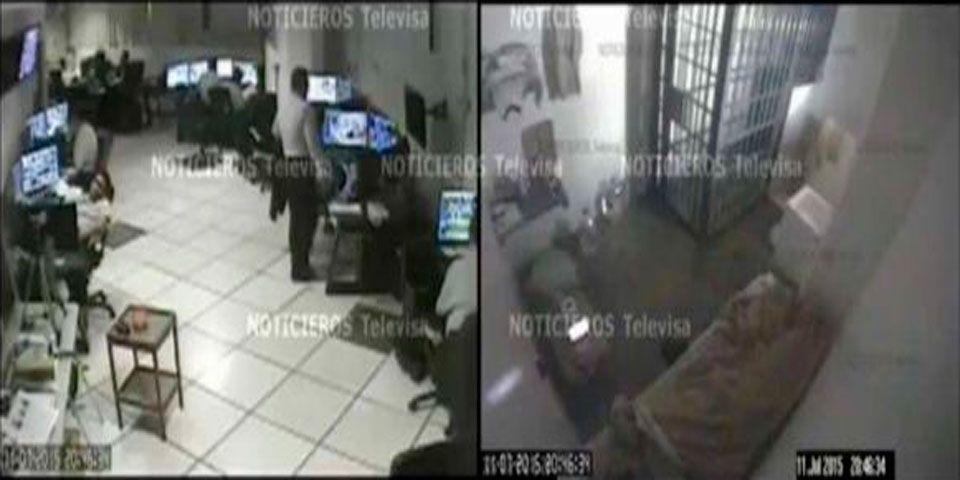 Denunciaremos a quien haya filtrado video de El Chapo: CNS - Foto de Noticieros Televisa