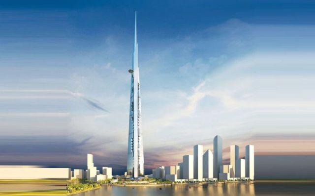 Construirán en Arabia Saudita el edificio más alto del mundo