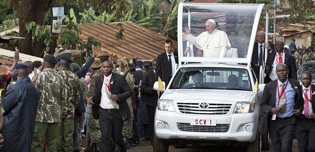 Corrupción también existe en El Vaticano: papa Francisco