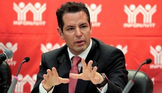 Alejandro Murat renuncia al INFONAVIT - Alejandro Murat, candidato del PRI para la gubernatura de Oaxaca