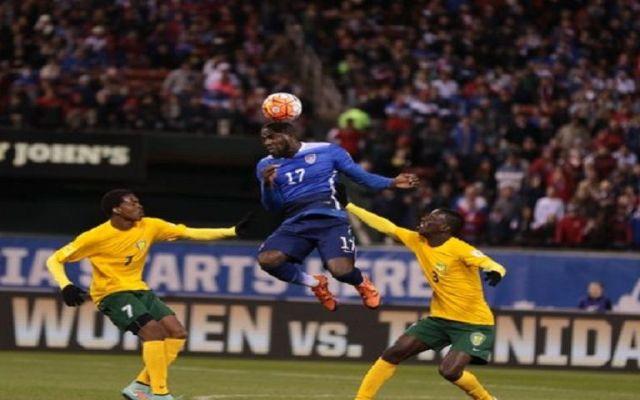 Golea Estados Unidos 6-1 a San Vicente