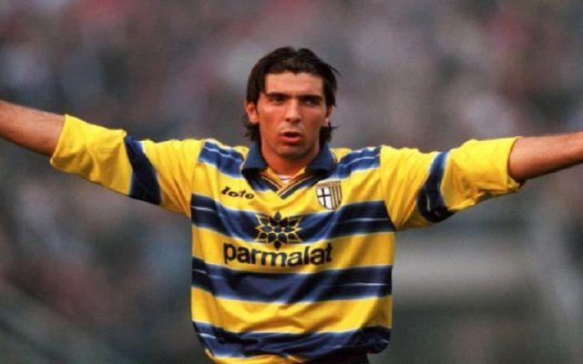 Gianlugi Buffon cumple 20 años de su debut en Serie A