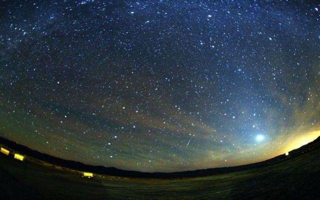 Mañana habrá lluvia de estrellas - Foto de Notiamerica
