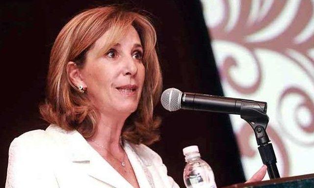 Deben de castigar a gobernadores que no cumplan con seguridad: Morera - Maria Elena Morera. Foto de archivo.