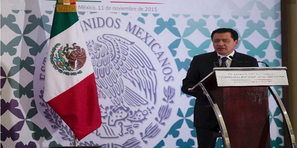'Tender puentes' en tema migratorio, pide Osorio Chong