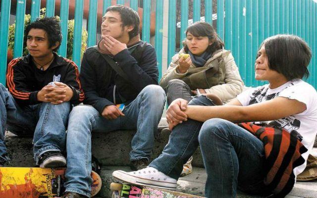 México ocupa el 5º lugar con más ninis de los países que integran la OCDE - Foto: internet