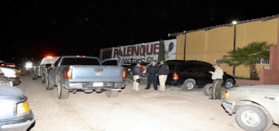 Suman 12 muertos por tiroteo en palenque de Guerrero