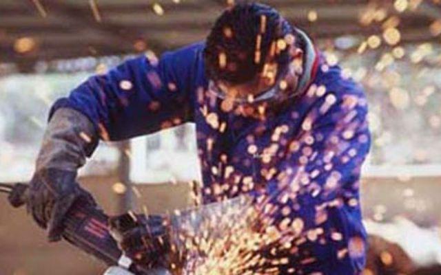 Avanza 1.4% la producción industrial en México - Foto de La Tercera