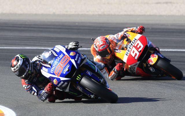 Lorenzo se queda con el título de MotoGP - Foto de AP