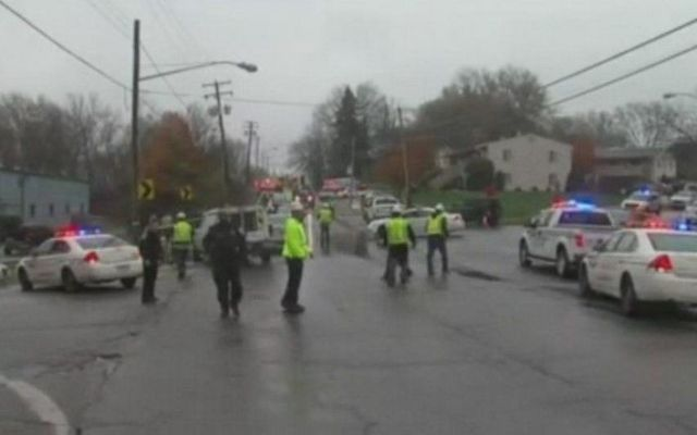 Nueve muertos por desplome de avión en EE.UU. - Foto de Fox