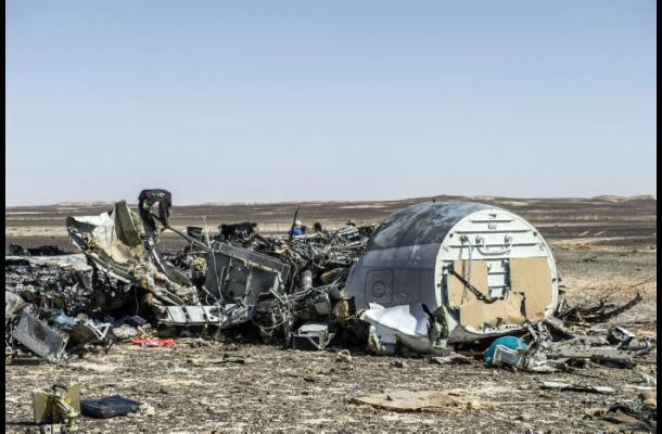Estado Islámico muestra la supuesta bomba que derribó avión - Foto de Starmedia