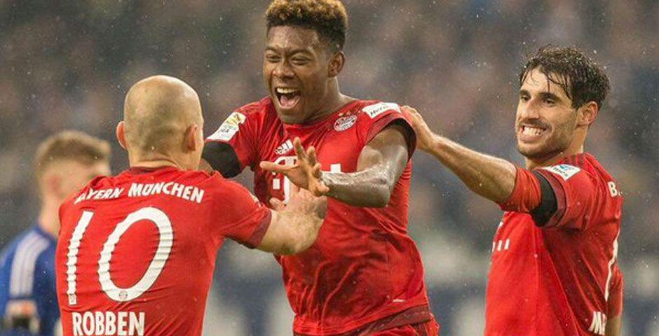Nadie para al Bayern - Foto de München Photos