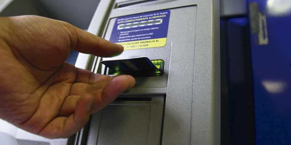 Detectan vulnerabilidad en cajeros automáticos del país - Foto de Internet