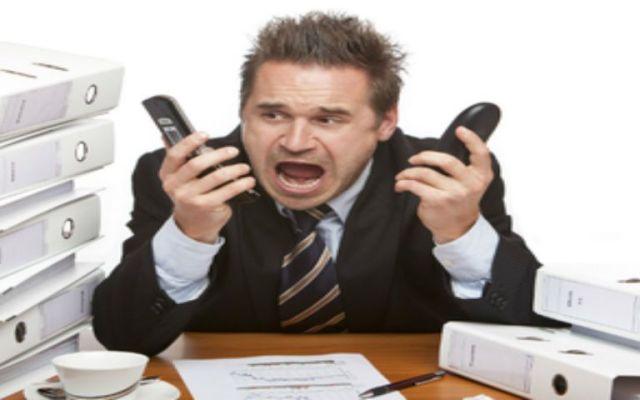 Estrés eleva el riesgo de padecer diabetes - Foto de internet