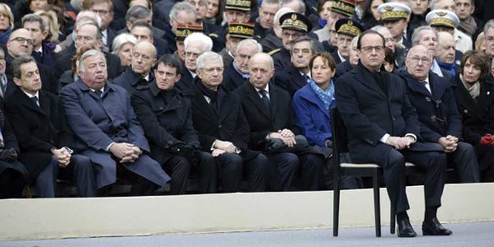 Hollande promete destruir al Estado Islámico - Foto de Fox News