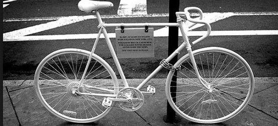 Investigarán accidentes mortales de ciclistas - Foto de Twitter