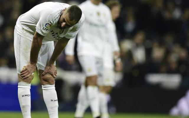 Critican a Benzema por escupir tras La Marsellesa - Foto de AFP
