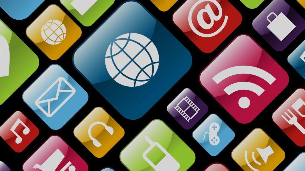 Los permisos que se conceden al instalar una app - Foto de archivo