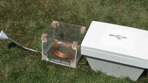 Estudiantes crean refrigerador que funciona sin energía eléctrica