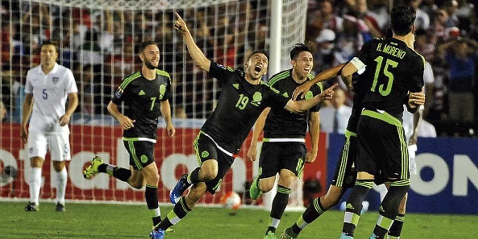México sube tres puestos en ranking de la FIFA - Foto de Getty