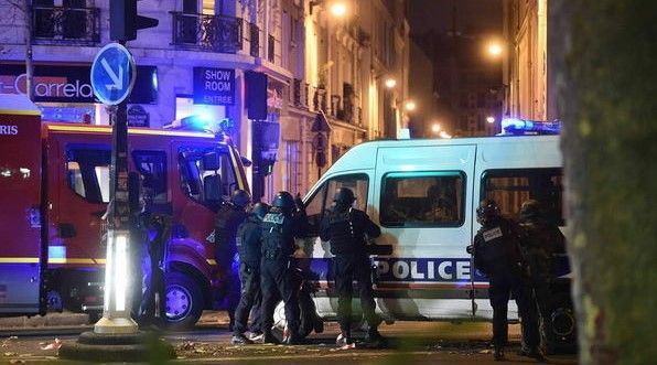 Autoridades belgas confirman 9 detenciones por ataques en París - Foto: internet