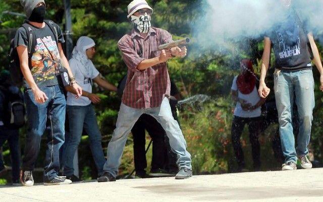 Protestan contra la corrupción en Honduras - El Heraldo Honduras