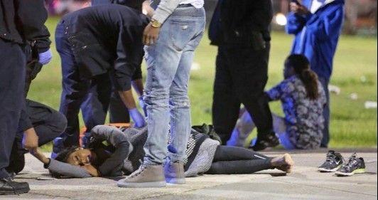 Tiroteo en Nueva Orleans deja 16 heridos