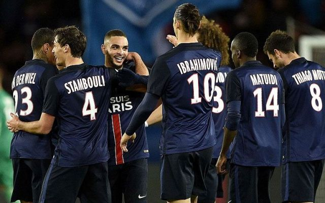 PSG gana y aumenta ventaja a 16 puntos - Foto de Getty