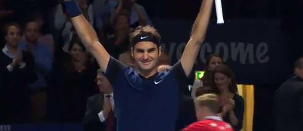 Federer vuelve a ser el número dos del mundo - Foto de ATP