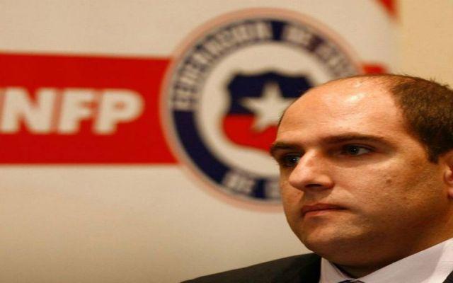 Presidente de la Federación de Fútbol de Chile renuncia por escándalo de la FIFA - Foto de internet