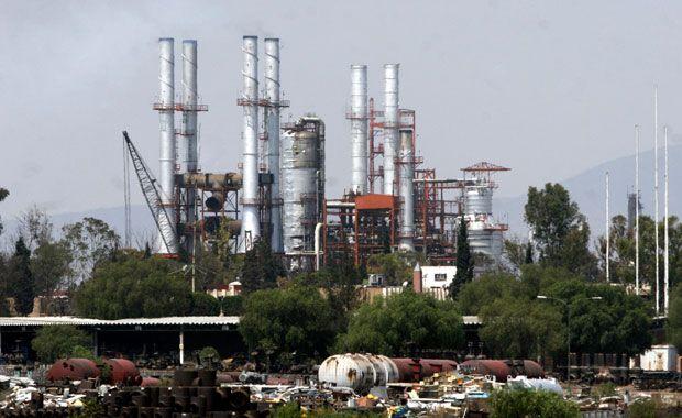 Refinería Tula producirá gasolinas bajas en azufre - Foto de internet