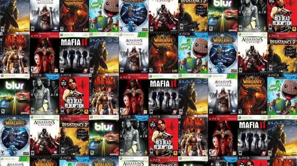 Consolas De Nueva Generacion Te Permitiran Jugar Tus Viejos Videojuegos