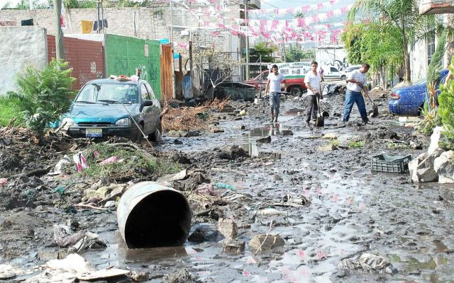 Continúa el apoyo para municipios de Jalisco afectados por Patricia