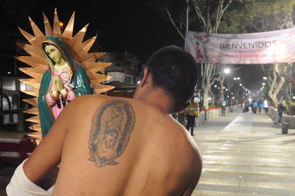 Mata a 3 personas el Día de la Virgen, lo detienen un año después - Celebran el 485 aniversario de la aparición de la Virgen