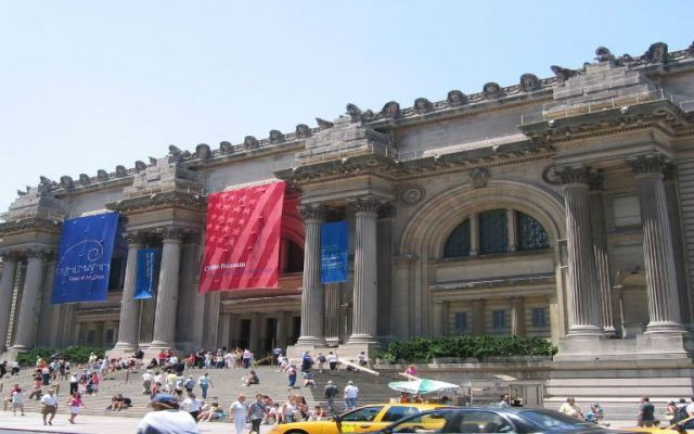 Demandan al Museo Metropolitano de Nueva York por pinturas racistas - Foto de internet