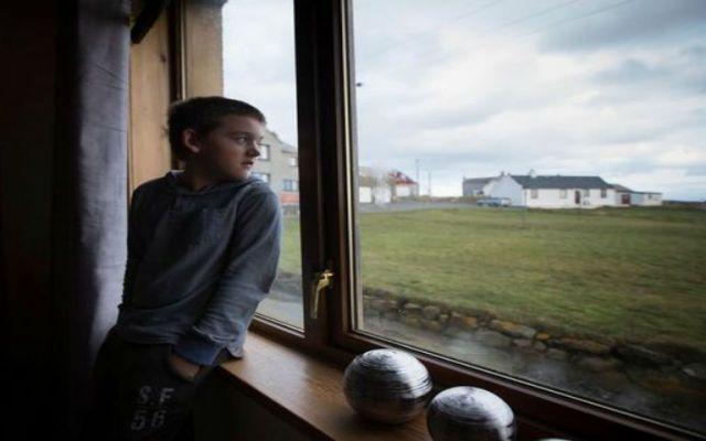 Campaña para enviar postales al niño más solitario de Escocia - Foto de Scotland Now