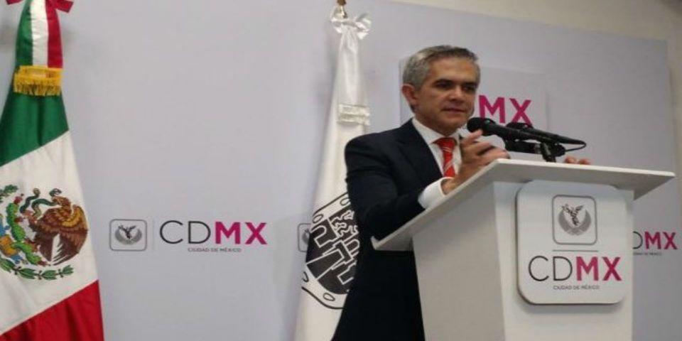 Respetará GDF la decisión de los ciudadanos respecto al CCC - Foto: internet