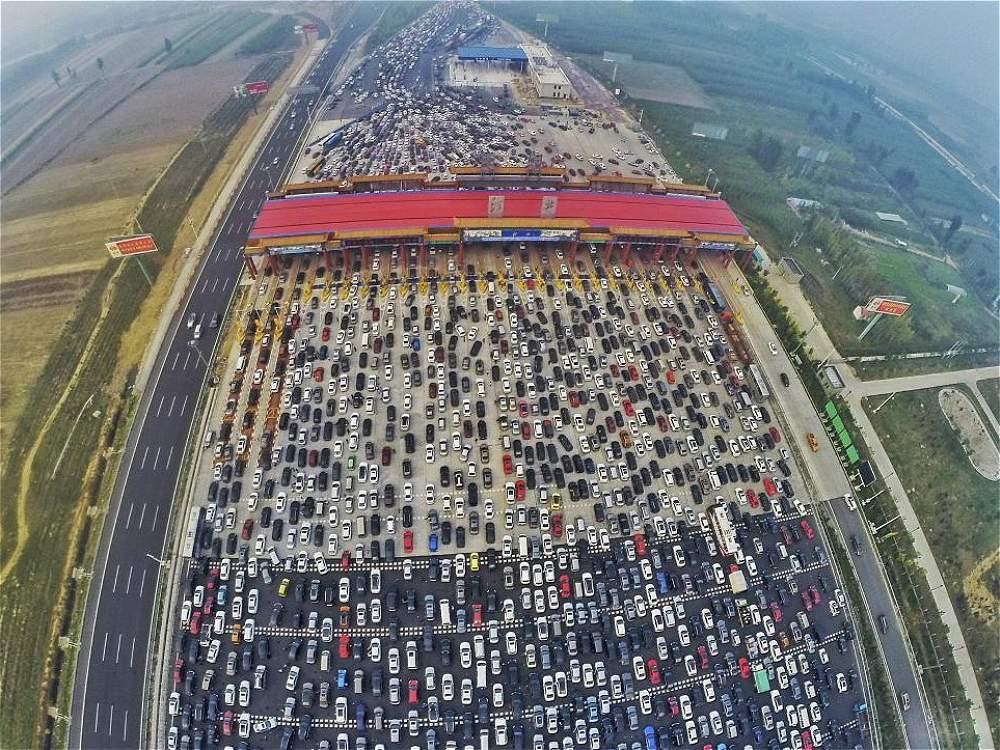 Las mejores fotografías aéreas de Reuters