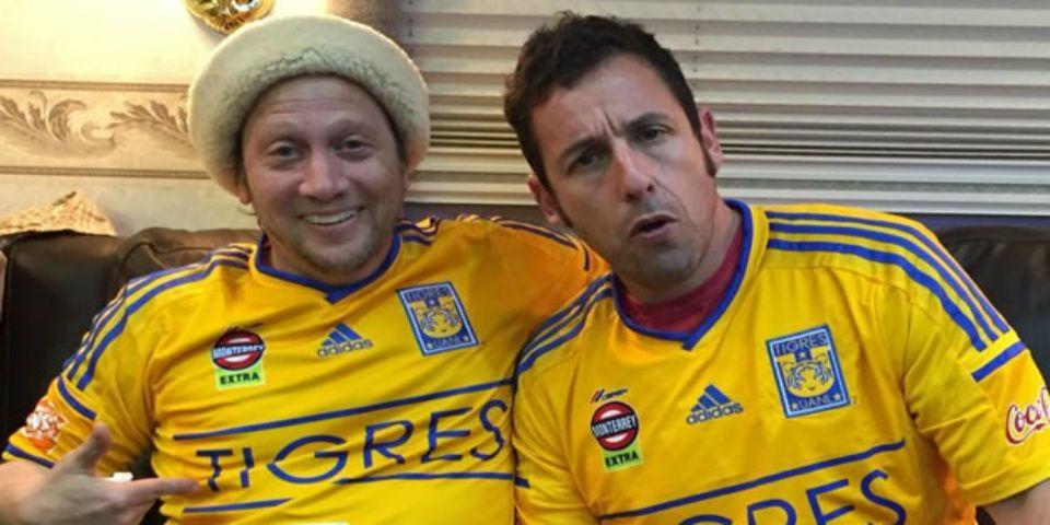 Rob Schneider da su pronóstico de la final del futbol mexicano - Foto de Internet