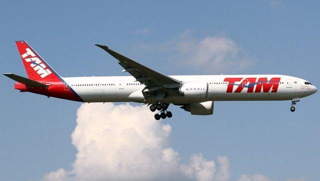 Desvían avión de TAM por amenaza de bomba - Foto de Flight Radar