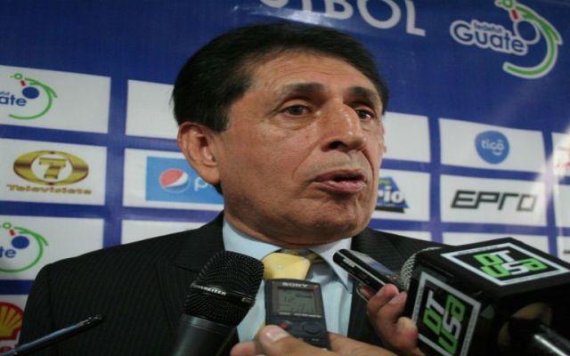 El presidente de la Federación Nacional de Futbol de Guatemala tiene orden de captura - Foto de internet