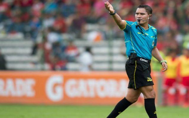 Fernando Guerrero será el árbitro para el América vs Pumas - Foto de ESPN