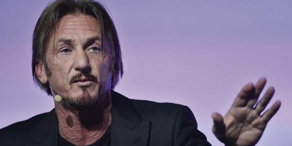 Sean Penn pide actuar para detener el calentamiento global - Sean Penn. Foto de Getty