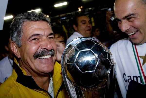 """Los 7 títulos de liga del """"Tuca"""" - Tuca en Pumas"""