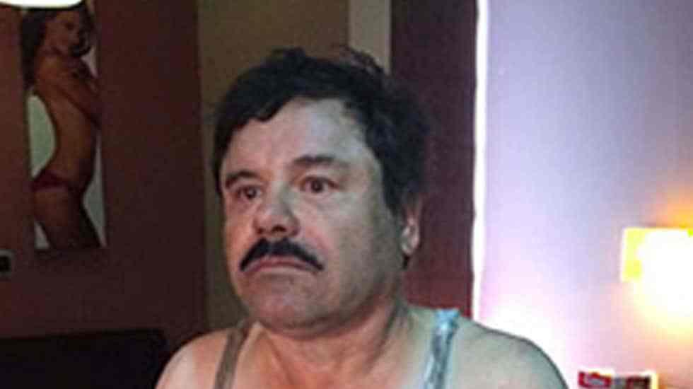 Ordenan liberar a exdirector del Altiplano tras fuga de 'El Chapo' - Foto de Archivo