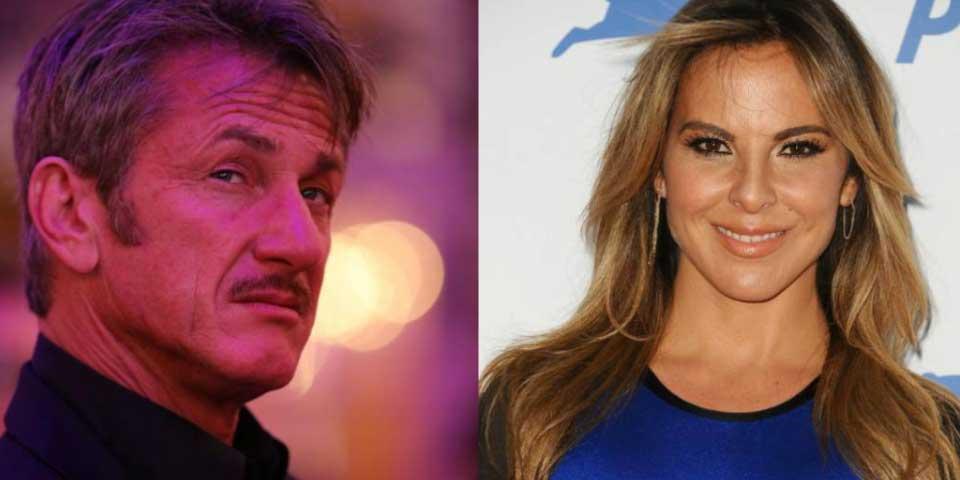 Kate del Castillo se sentiría traicionada por Sean Penn - Foto de Internet