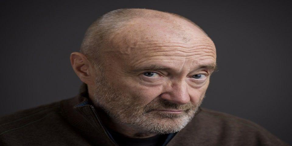 Phil Collins presenta nuevo álbum recopilatorio - Foto de AP.