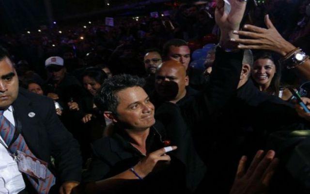 Alejandro Sanz conquista Viña del Mar - Alejandro Sanz